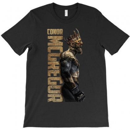 Mcgregor T-shirt Designed By Vr46