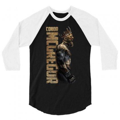 Mcgregor 3/4 Sleeve Shirt Designed By Vr46
