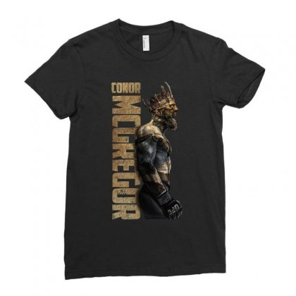 Mcgregor Ladies Fitted T-shirt Designed By Vr46
