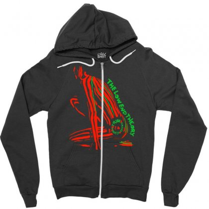 The Low End Theory Zipper Hoodie Designed By Vr46