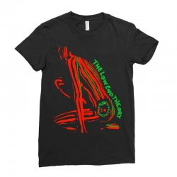 The Low End Theory Ladies Fitted T-Shirt | Artistshot