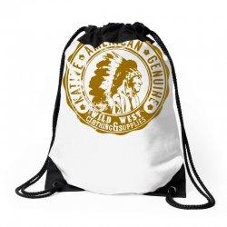 wild west Drawstring Bags | Artistshot