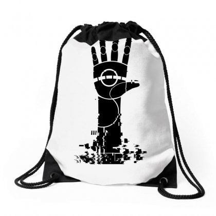 The Unperson Hand Drawstring Bags Designed By Specstore