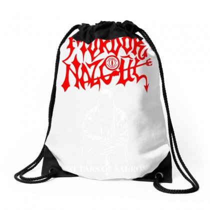 Altars Of Sauron Drawstring Bags Designed By Specstore
