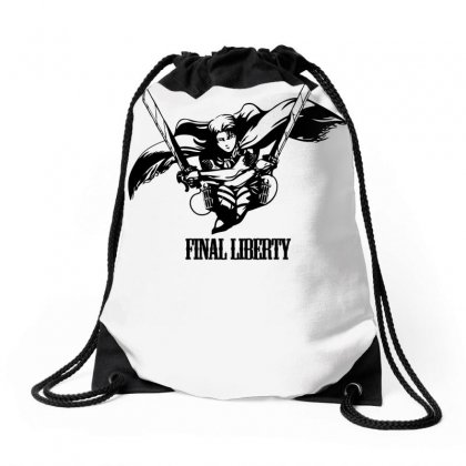 Final Liberty Drawstring Bags Designed By Specstore
