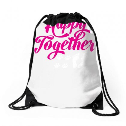 Happy Together With Pet Drawstring Bags Designed By Specstore