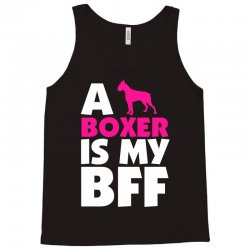 A Boxer Is My BFF Tank Top | Artistshot