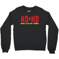 AD/HD Crewneck Sweatshirt | Artistshot