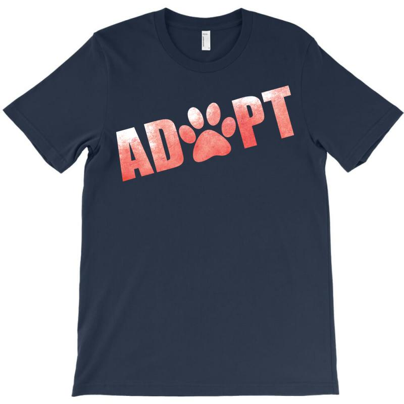 Adopt A Pet In Need T-shirt | Artistshot