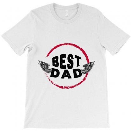 Best Dad T-shirt Designed By Frg
