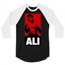 muhammad ali 3/4 Sleeve Shirt | Artistshot