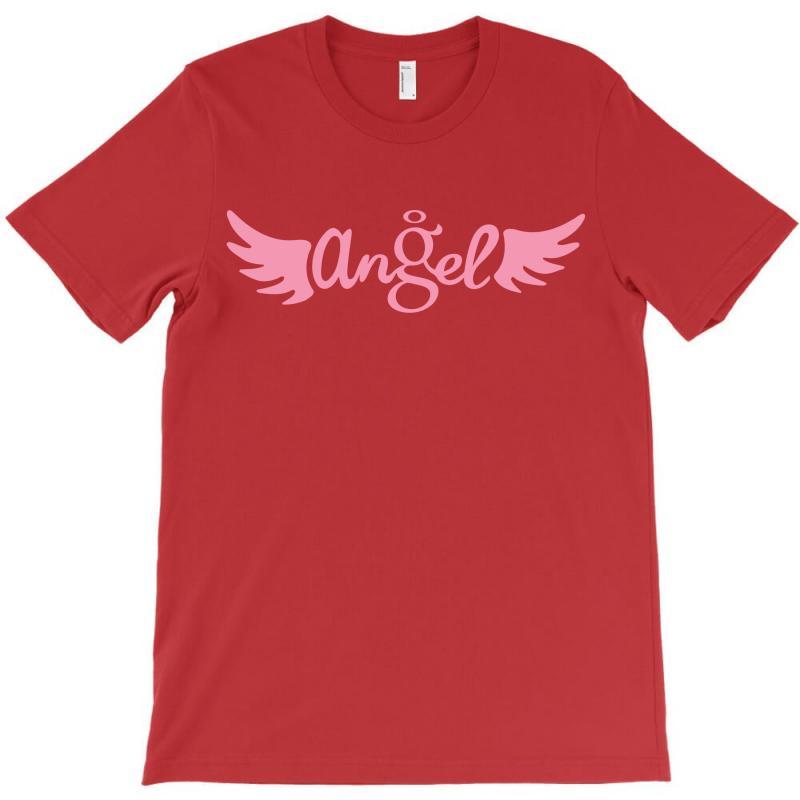 Angel T-shirt   Artistshot