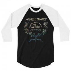 angel wars 3/4 Sleeve Shirt   Artistshot