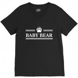 Baby bear V-Neck Tee   Artistshot
