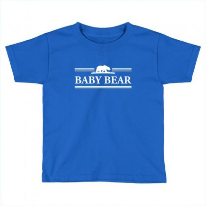Baby Bear Toddler T-shirt Designed By Tshiart