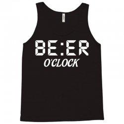 Beer O'clock Tank Top | Artistshot
