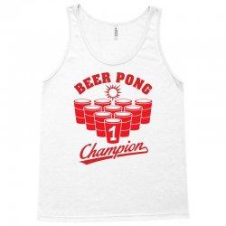 Beer Pong Champion Tank Top   Artistshot