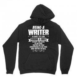 Being A Writer... Unisex Hoodie   Artistshot