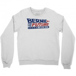 Bernie For The Future Crewneck Sweatshirt | Artistshot