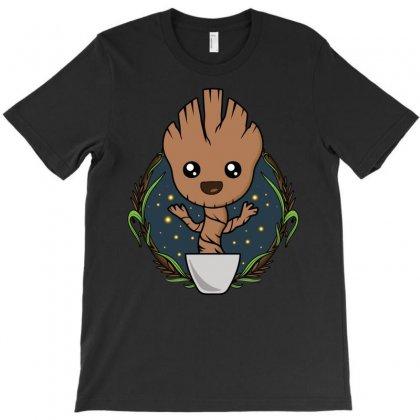 Save The Galaxy Plant A Tree T-shirt Designed By Tshiart