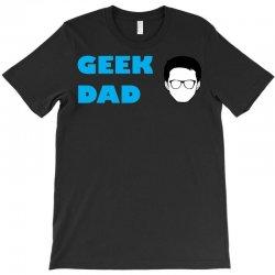 geek dad T-Shirt | Artistshot