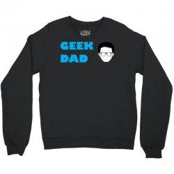 geek dad Crewneck Sweatshirt | Artistshot