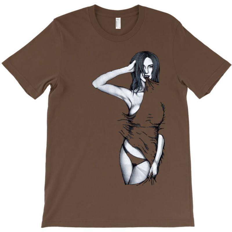 Hottie T-shirt | Artistshot