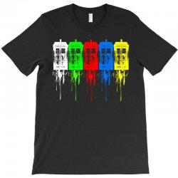 tardis dr who T-Shirt | Artistshot
