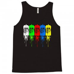 tardis dr who Tank Top | Artistshot