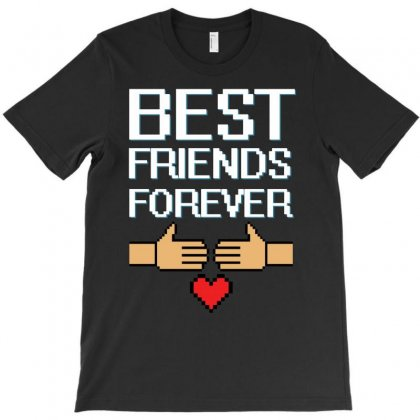Best Friends Forever T-shirt Designed By Tshiart