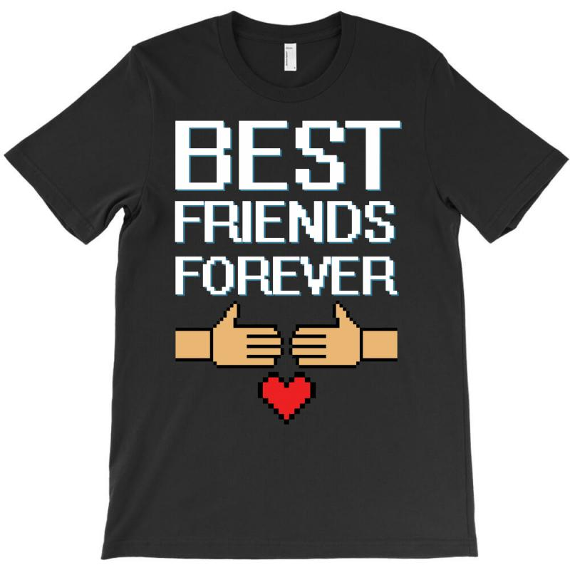 Best Friends Forever T-shirt   Artistshot