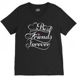 Best Friends Forever For Her V-Neck Tee   Artistshot
