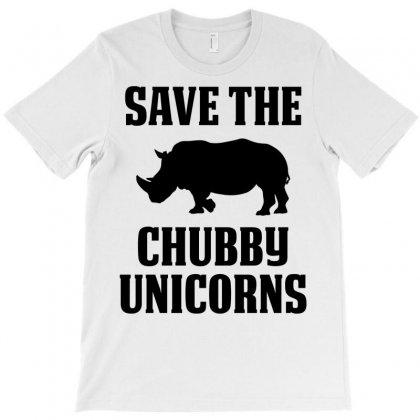 Save The Chubby Unicorns T-shirt Designed By Tshiart