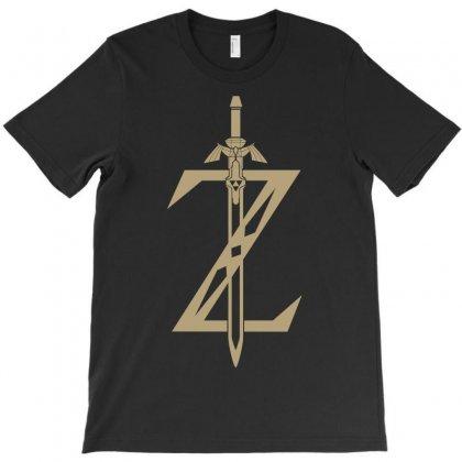 The Legend Of Zelda T-shirt Designed By Tshiart