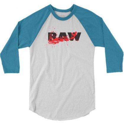 Raw 3/4 Sleeve Shirt Designed By Sbm052017