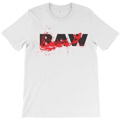 Raw T-shirt Designed By Sbm052017