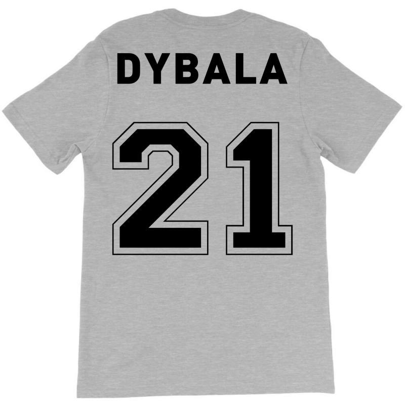 timeless design 51dba 1d9e9 Dybala 21 T-shirt. By Artistshot
