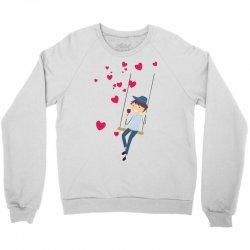 Boy Gold Crewneck Sweatshirt | Artistshot