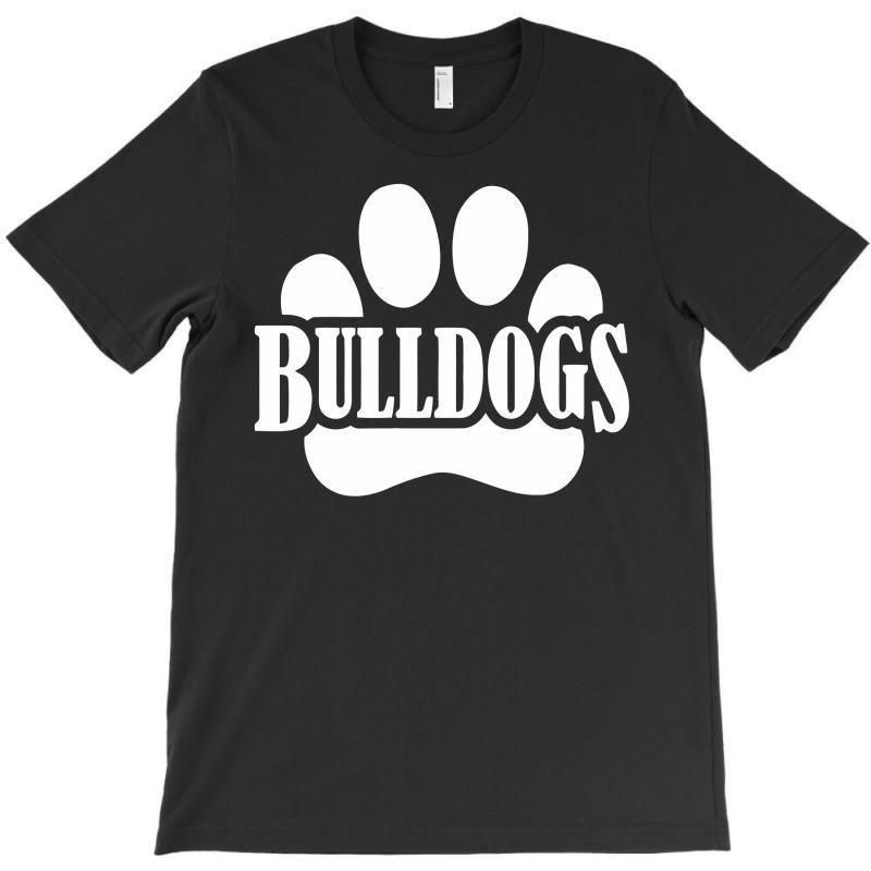 Bulldogs T-shirt | Artistshot