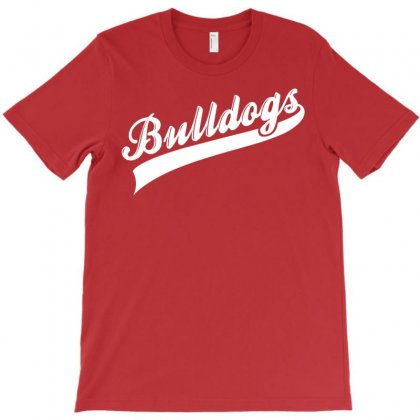 Bulldogs T-shirt Designed By Tshiart