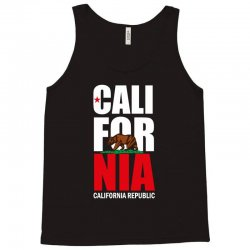 California Tank Top | Artistshot