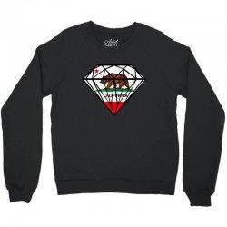 California Diamond Crewneck Sweatshirt | Artistshot