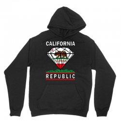 California Diamond Republic Unisex Hoodie | Artistshot