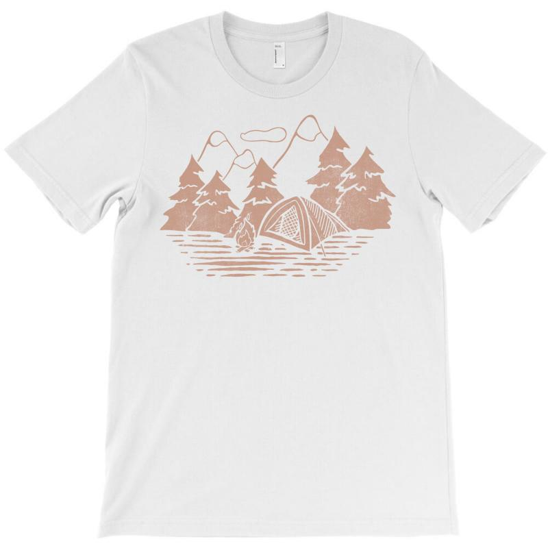 Camping T-shirt | Artistshot