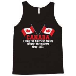Oh, Canadian Day! Tank Top | Artistshot