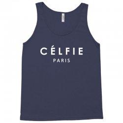 Celfie Paris Tank Top | Artistshot