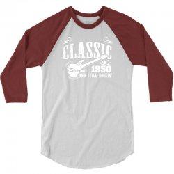 Classic Since 1950 3/4 Sleeve Shirt | Artistshot