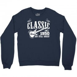 Classic Since 1950 Crewneck Sweatshirt | Artistshot