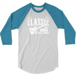 Classic Since 1951 3/4 Sleeve Shirt | Artistshot