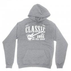 Classic Since 1951 Unisex Hoodie | Artistshot